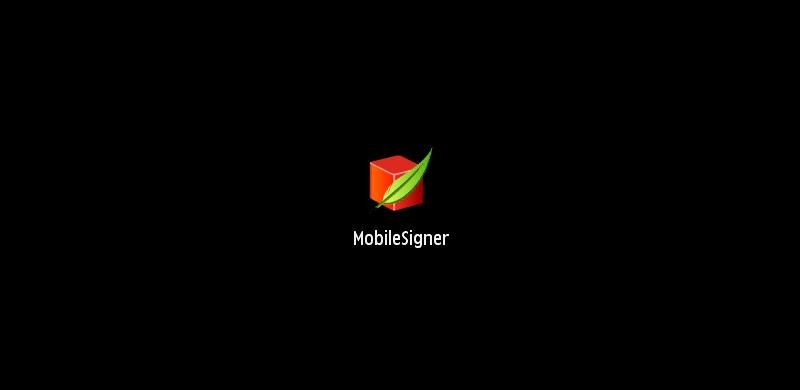 MobileSigner - podpisywanie aplikacji własnym certyfikatem